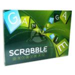 juego didáctico  Crucigrama Scrabble Original  Mattel +3 Años  Surtido Grande unisex