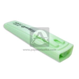 Marcador Resaltador Textmarker Flash verde claro pelikan
