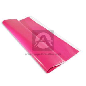 papel Económico de color Marden papel silueta fucsia Pliego