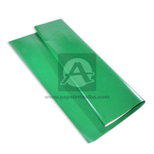 papel Económico de color Marden papel silueta verde Pliego