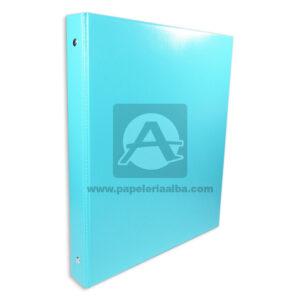 PASTA ARG 105 COLOR FORMAS Y COLOR azul aguamarina-008555