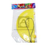 Bola  3D decoración copa América  Mile Decoraciones amarillo Grande