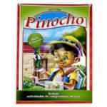 cuento  Clásicos para colorear Pinocho Masterkolor plus Grande unisex