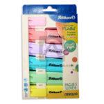 Marcador Resaltador  Estuche set textmarker flash   Pelikan Pastel Surtido 6 unidades