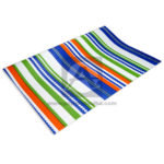 papel  Arte estampado de Lineas  Gomezul Multicolor medio pliego 50x70cms