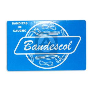 Banda de Caucho R22 Bandescol Cuantias 25 Gramos beige Mediana