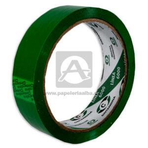 cinta multiuso rillo 2 Mega Import Polipropileno verde 24mm x 40m