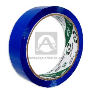 cinta multiuso Linea 6000 Rillon Cintandina Azul 24mm x 40m Polipropileno