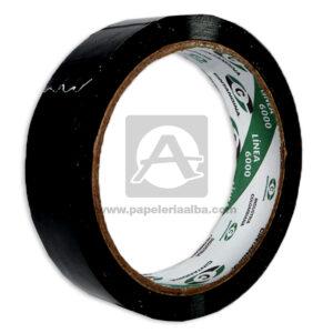 cinta multiuso Linea 6000 Rillon Cintandina Negro 24mm x 40m Polipropileno
