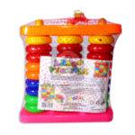 ábaco  didáctico  Plásticos Royal Vertical +3 Años  unisex Multicolor Plástico