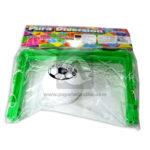 juego didáctico  Cancha de Futbol Con Pelota Pura Diversión Plastoy Proyecciones Plásticas verde unisex +3 Años  2 Unidades Mediana