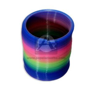 Resorte Rainbow Fantiplas unisex Plástico Multicolor - papeleria alba