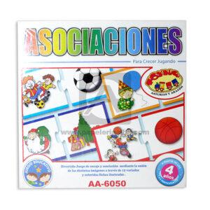 rompecabeza juego didáctico para crear jugando AA-6050 Cuantias Mediano + 4 Años unisex Multicolor 1-4 Jugadores 12 unidades - papeleria alba