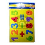 rompecabeza  en foamy de Números y símbolos de operaciones  Merletto unisex Multicolor +3 Años