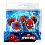 vela  ultimate spiderman 1112/52 Sempertex Pequeña 5 Unidades masculino