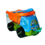 carro de juguete  Volqueta Carnaval con herramientas  Plásticos Royal Multicolor Niño  Mediana  Plástico