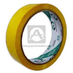 cinta multiuso Linea 6000 Rillón Cintandina amarillo Polipropileno 24mm x 40m