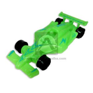 carro de juguete de carreras mini 420A Cuantias Niño 1 unidad Pequeño Verde Claro