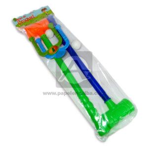 juego didáctico Croquet N° 21597 Royal unisex Azul verde + 4 Años