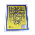block  de Papel Periódico  Nessan Carta 50 hojas