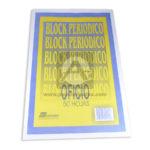 block  de Papel Periodico Nessan 50 hojas Oficio