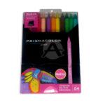 color  giratorios junior N°1998 Prismacolor 24 unidades +3 Años  unisex