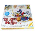 juego de mesa  monopolio tio rico Mc. Pato Ronda Pequeño +7 años