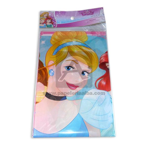 mantel de personajes Princesas Disney Sempertex 1 unidad Niña Rosado