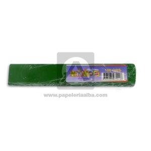 plastilina para Manualidades y Arte N°014 Nessan En barra 100grs verde