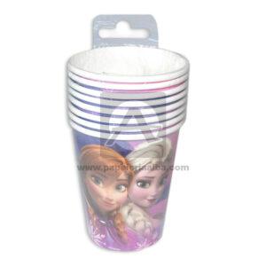 vaso de personajes Frozen Cuantias 10 unidades 9 Onzas Niña