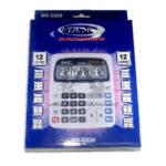Calculadora  electronica MX-D220 Mark 1 unidad Grande