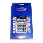 Calculadora  max mx-d258 Mark Mediana  Grisáceo 12 Dígitos
