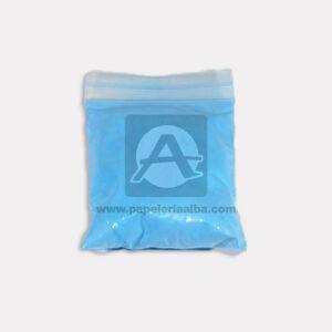 Polvo Neón Milery N° 005 Bellaforma Azul Pequeño 1 unidad