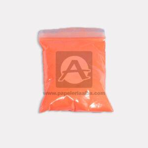 Polvo Neón Mirely N° 006 Bellaforma naranja Pequeño 1 unidad
