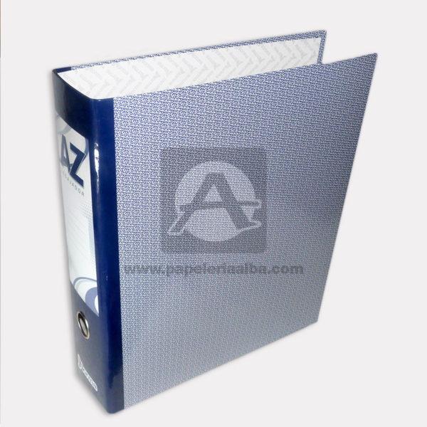archivador a-z N°709 Norma Oficio Azul unisex