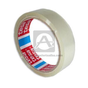 cinta Adhesiva N°333 Tesa Mediana 24mm x 40m Transparente