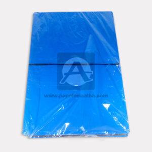 fuelle archivador Modelo N° 1851 El Papelero Oficio Azul