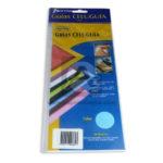 guías  folder celuguía N°002 Norma Azul unisex 190 Marbetes
