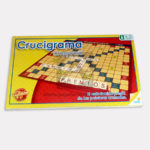 juego de mesa  Crucigrama Crossword Clásico  Ronda Grande +8 Años
