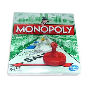 juego de mesa Monopolio Modular Hasbro Gaming Mediano +8 Años