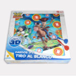 juego didáctico  Tiro al Blanco 3D motivo Toy Story Ronda +5 Años Grande Niño