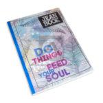 cuaderno cosido  Jean Book  Norma Grande 100 hojas cuadriculado Niña