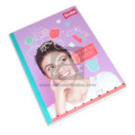 cuaderno cosido  con sticker modelo Disney  Scribe 100 hojas Grande Niña  rayado