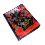 cuaderno cosido  fino holografico guardianes de la galaxia Primavera Grande 100 hojas rayado Niño