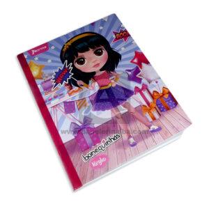 cuaderno-cosido-fino-linea-Bonequinhas-Keyko-Norma-Grande-100-hojas-doble-linea-Niña-006253-603
