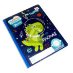 cuaderno cosido  mi primer cuaderno Dinonauta Norma Grande Pre-Cuadritos 100 hojas Niño
