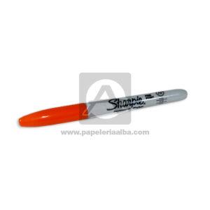 Permanentes marcador Modelo 007 Sharpie Punta fina naranja 1 unidad