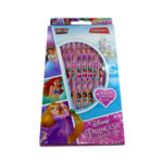 color  Disney Princesas Primavera 12 unidades Surtido Punta gruesa Niña