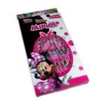 color  Estampado Minnie Mouse Primavera 12 unidades Niña  Punta gruesa
