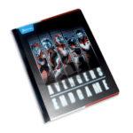 cuaderno cosido  fino Avengers End Game N° 002 Norma Grande 100 hojas rayado Niño